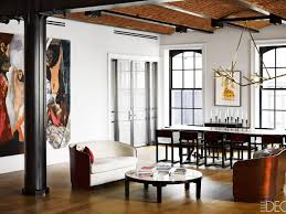 Elle Decor Celebrity Homes Jared Kushner Ivanka Trump Detail Puck Penthouses U0027 Reno Curbed Ny
