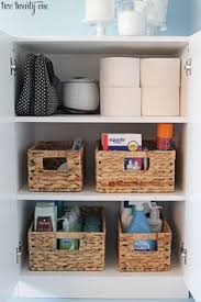 how to organize small bathroom cabinets 35 best bathroom cabinet organization ideas organization
