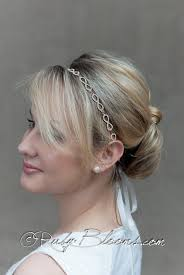 infinity headband headbands bridal accessories by ruby blooms