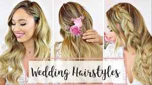wedding hairstyles that you can do yourself hair tutorial youtube