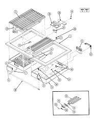 jenn air s136c range timer stove clocks and appliance timers