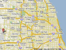 Evanston Illinois Map by Chicago Doesn U0027t Dominate Illinois Politics Nbc Chicago