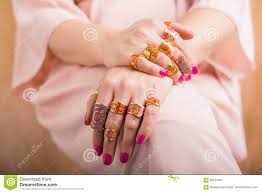 beautiful hand rings images Female hands with beautiful rings stock image image of golden jpg