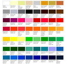 asian paint color book periodic tables