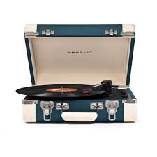 Crosley Radio Parts Crosley Executive Teal Crosley Turntable Vintage Retro