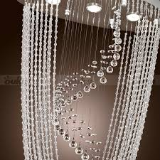 Ebay Chandelier Crystal Very Large Glass Ball Chandelier 1960s By Putzler At 1stdibs Image