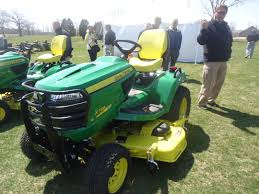 john deere test drives and review the ride and drive event