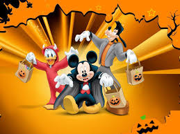 my free wallpapers cartoons wallpaper mickey mouse halloween