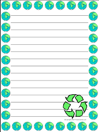 free printable earth day stationery www primarygames com earth