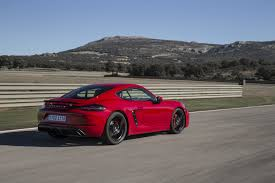 carmine red porsche 718 cayman gts carmine red the new 718 boxster gts and 718
