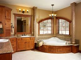 Bathroom Chandelier Lighting Ideas Master Bathroom Designs With Good Decoration Amaza Design
