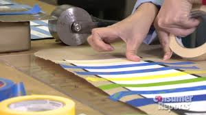 best painter u0027s tape advice consumer reports youtube