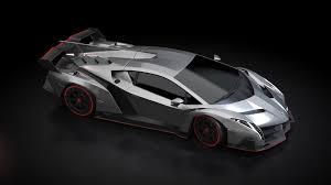 Lamborghini Veneno Black - artstation lamborghini veneno fito mojica
