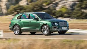 black and gold bentley bentley bentayga 2016 us review by car magazine