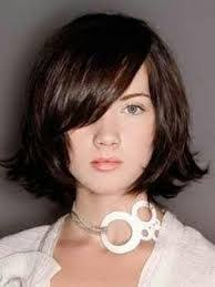 short layered flipped up haircuts the flip in this style the hair is cut just an inch below your