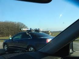 porta sci per auto porta sci magnetici per auto