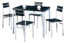 table de cuisine plus chaises table plus chaise pas cher redoutable chaise de cuisine en solde