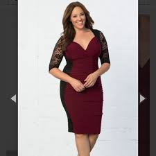 sexiest new years dresses 65 kiyonna dresses skirts plus size 2 new years
