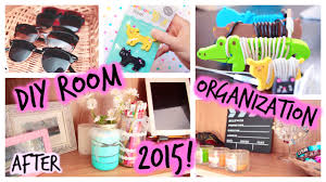 Diy Bedroom Decor by Diy Room Organization U0026 Storage Ideas 2015 Youtube