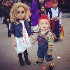 Chucky Bride Halloween Costume Chucky Baby Costume Chucky Costume Chucky Costume Works
