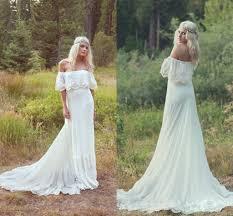 wedding trends off the shoulder wedding dresses gourmet wedding