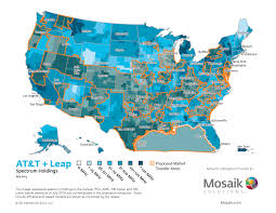 Cheyenne Map Mosaik Solutions U0027 Map Showing The Combined Spectrum Holdings Of