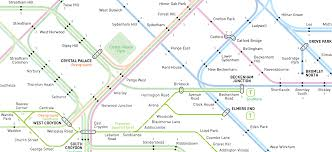 Austin Metro Rail Map by This New Take On London U0027s Tube And Rail Map Is Neat Clear And