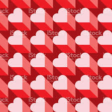 heart wrapping paper seamless heart pattern ideal for valentines day wrapping paper