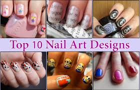 top 10 best nail designs u2013 slybury com