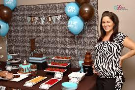 zebra baby shower it s a boy zebra themed baby shower savvy sassy