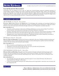 sales marketing resume examples won disaster gq