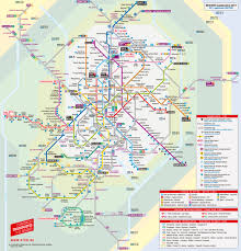 Mexico City Airport Map Map Of Madrid Tram Stations U0026 Lines