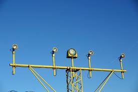 Approach Lighting System File Approach Lighting Systems In Kraków Balice Epkk Jpg