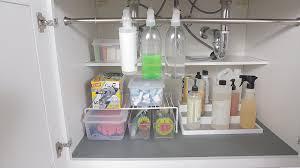 Under The Kitchen Sink Organization by Kitchen Organization U0026 Storage Tips Better Homes And Gardens