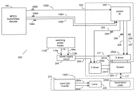 patent us20050053365 portable dvd player google patents drawing