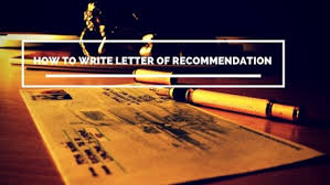how to write letter of recommendation sample letters hubpages