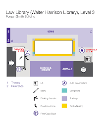 uq engineering thesis law library walter harrison library library the university floor plan level 3