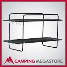OZTRAIL DOUBLE BUNK STRETCHER CAMPING BED SET Camping - Oztrail bunk beds