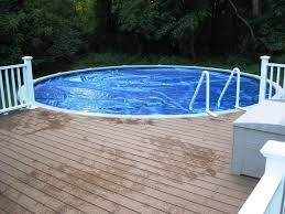 above ground pool ideas u2014 amazing swimming pool making the