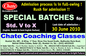 Chate by Ad Chate Coaching Classes