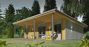 Sips Cabin by Prefab Homes Uk Self Build Houses From Sips