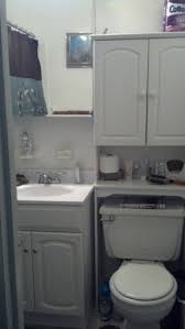 Bathroom Over The Toilet Storage Cabinets by White Over The Toilet Storage Foter
