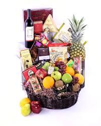 fruits and blooms basket 14 best gift baskets images on basket bloom and