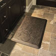 kitchen mats commercial floor matting rubber for cabinets dura
