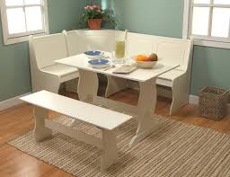 kitchen kitchen nook furniture sets and seating trendy white