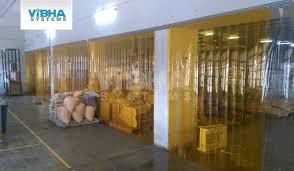 pvc strip curtains vibhasystems