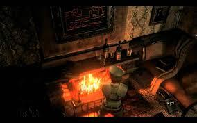 resident evil hd remaster chap 1 jill mansion lighter