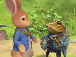 Backyardigans Worm Watch A One That Got Away Video Peter Rabbit S1 Ep116