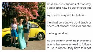 what is considered to be modest clothing this mom nails why teaching girls to dress u0027modestly u0027 is bullsh t