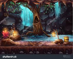 Waterfalls Decoration Home